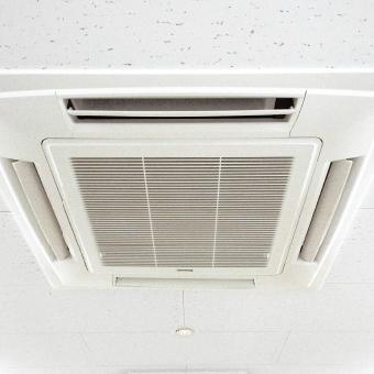 換気・空調設備工事